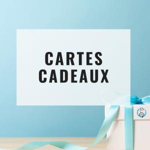 YR - CARTES CADEAUX